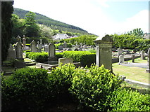 J3630 : The western section of St Colman's CoI Graveyard by Eric Jones