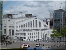 TQ1985 : Wembley Arena by Richard Webb