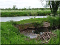 SK5221 : The Black Brook reaches the Soar by Ian Calderwood