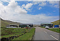 NG4431 : Industry at Crossal by Richard Dorrell