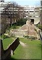 TQ3281 : London's ancient city walls by Rob Farrow