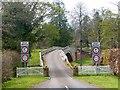 NU0429 : Fowberry Bridge, Northumberland by Robin Drayton