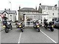 H4447 : Motorbikes, Fivemiletown by Kenneth  Allen
