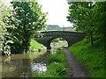 SJ9273 : Bridge 36 on the Macclesfield Canal by Graham Hogg
