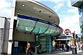 TQ3180 : Entrance to Southwark station by Richard Hoare