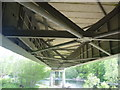 NO0043 : Rural Perthshire : Under The A9 Jubilee Bridge, NW Of Dunkeld by Richard West