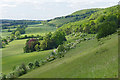 TQ1349 : View along the North Downs by Alan Hunt