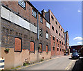 SO9197 : Former Sunbeam works in Jeddo Street, Wolverhampton by Roger  Kidd