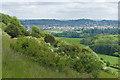 TQ1350 : View towards Dorking by Alan Hunt