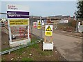 SO8548 : Taylor Wimpey's Elgar Park by Philip Halling