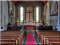 SU3802 : Beaulieu Abbey Church, Altar and South Windows by David Dixon