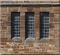TL2141 : New Spring Waterworks revisited (3): window detail by Stefan Czapski