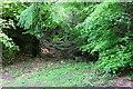 SO1800 : Disused quarry off Sirhowy Valley Walk by M J Roscoe