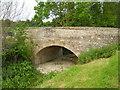 TF1406 : Stone bridge over South Drain near Etton by Paul Bryan