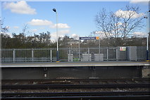 TQ2575 : Wandsworth Town Station by N Chadwick