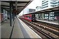 TQ3779 : South Quay Station by DS Pugh