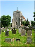 TQ1711 : St Andrew's Church, Steyning by Simon Carey