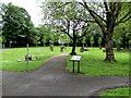 SN7810 : Gorsedd Park, Ystradgynlais by Jaggery