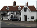 TM0954 : The Old School House, Needham Market by Adrian Cable