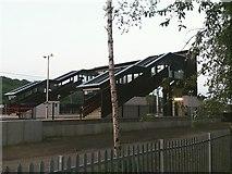 SE2436 : New Kirkstall Forge station by Stephen Craven