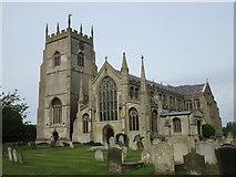 TF5520 : Parish church of St. Clement, Terrington by Jonathan Thacker