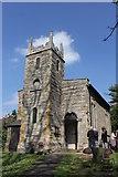 SK8693 : All Saints Church Pilham by Jo Turner