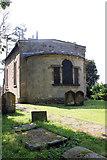 SK8693 : All Saints Church, Pilham by Jo Turner