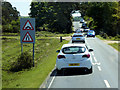 SU3406 : Approaching Beaulieu Road Station by David Dixon