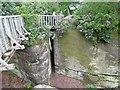 TQ5538 : Bridges at High Rocks by Marathon