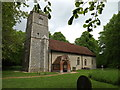 TM0849 : St.Mary's Church, Nettlestead by Adrian Cable