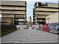 SP0686 : Demolition of Birmingham Central Library by Philip Halling