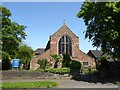 SJ8646 : Newcastle-under-Lyme: St Mark's Church, Basford by Jonathan Hutchins