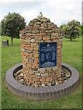 SK1814 : National Memorial Arboretum: Loch class frigates by Stephen Craven