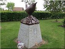 SK1814 : National Memorial Arboretum: WRNS by Stephen Craven