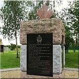 SK1814 : National Memorial Arboretum: Haut Vol (RCAF) by Stephen Craven