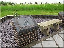 SK1814 : National Memorial Arboretum: RAF Hereford by Stephen Craven