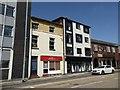 SJ8546 : Newcastle-under-Lyme: Brunswick Street by Jonathan Hutchins