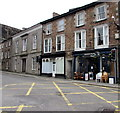 SW6941 : Former Redruth Music Shop, Redruth by Jaggery