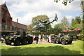 SJ4160 : Display of Military Vehicles at Eaton Hall by Jeff Buck