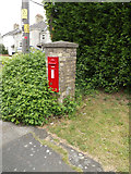 TM0559 : Stowupland Road George V Postbox by Adrian Cable