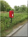 TM0358 : Wash Lane Postbox by Adrian Cable