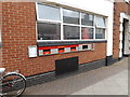 TM0558 : Stowmarket Sorting Office Postboxes by Adrian Cable