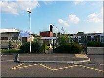 SZ0795 : East Howe: Kingsleigh Primary School by Chris Downer