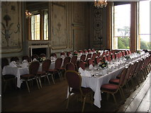 SP6737 : Stowe School - The Music Room by Alastair Stone