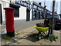 J1576 : Wheelbarrow, Crumlin by Kenneth  Allen