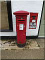 TL9762 : Post Office George V Postbox by Adrian Cable