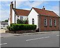 SU3002 : Chapel Cottage and Chapel House, Brockenhurst by Jaggery