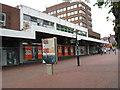 SP1296 : British Home Stores 3-Sutton Coldfield, West Midlands by Martin Richard Phelan