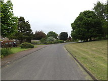 TL9568 : Church View, Stowlangtoft by Geographer