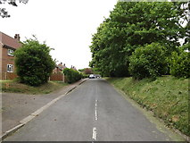 TL9568 : St.George's Road, Stowlangtoft by Geographer